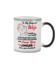 I Would Find You Sooner Family  Color Changing Mug thumbnail