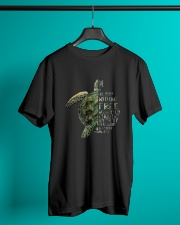 A Perfectly Put Together Mess Turtle Classic T-Shirt lifestyle-mens-crewneck-front-3