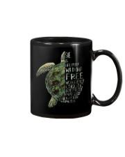 A Perfectly Put Together Mess Turtle Mug thumbnail