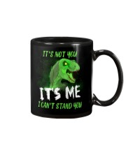 It's Not You It's Me I Can't Stand You Dinosaur Mug thumbnail