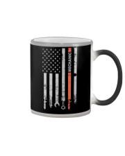 Flag Mechanic Color Changing Mug thumbnail