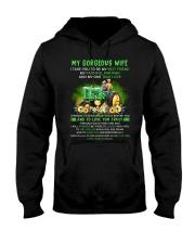 Farmer Faithful Partner True Love Wife Hooded Sweatshirt thumbnail