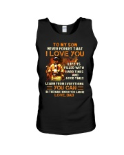 Life Is Filled With Hard Times Firefighter Unisex Tank thumbnail