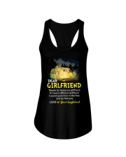 Thanks For Being My Girlfriend Camping Ladies Flowy Tank thumbnail