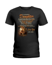 I See You Every Single Day Otter Ladies T-Shirt thumbnail