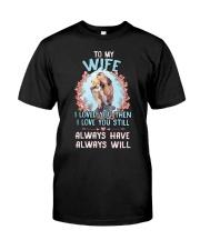 I Loved You Otter  Classic T-Shirt thumbnail