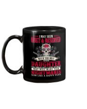 I May Seem Quiet And Reserved Mug back
