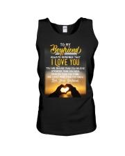 Family Boyfriend I Love You Unisex Tank thumbnail