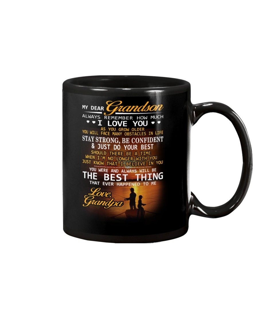 Always Remember How Much I Love You Fishing Mug