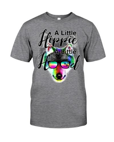 A little hippie a little hood Wolf