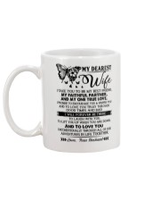 Butterfly Partner True Love Wife Mug back