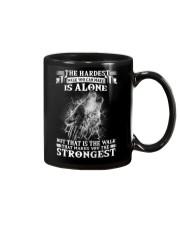 Wolf The Hardest Walk  Mug thumbnail