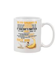 Be The Nice Kid Daughter  Mug front