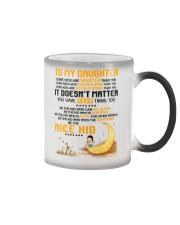 Be The Nice Kid Daughter  Color Changing Mug thumbnail