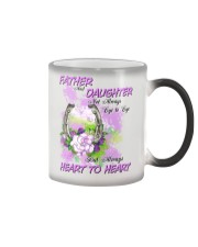 Father And Daughter Not Always Eyes To Eyes Horse Color Changing Mug thumbnail