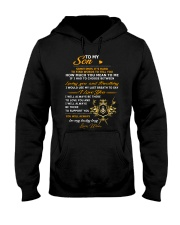 Sometimes It's Hard To Find Words Freemason Hooded Sweatshirt thumbnail