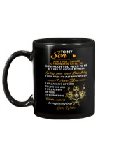 Sometimes It's Hard To Find Words Freemason Mug back