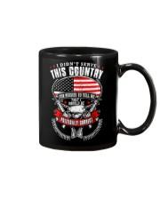 I DIDN'T SERVE THIS COUNTRY Mug thumbnail