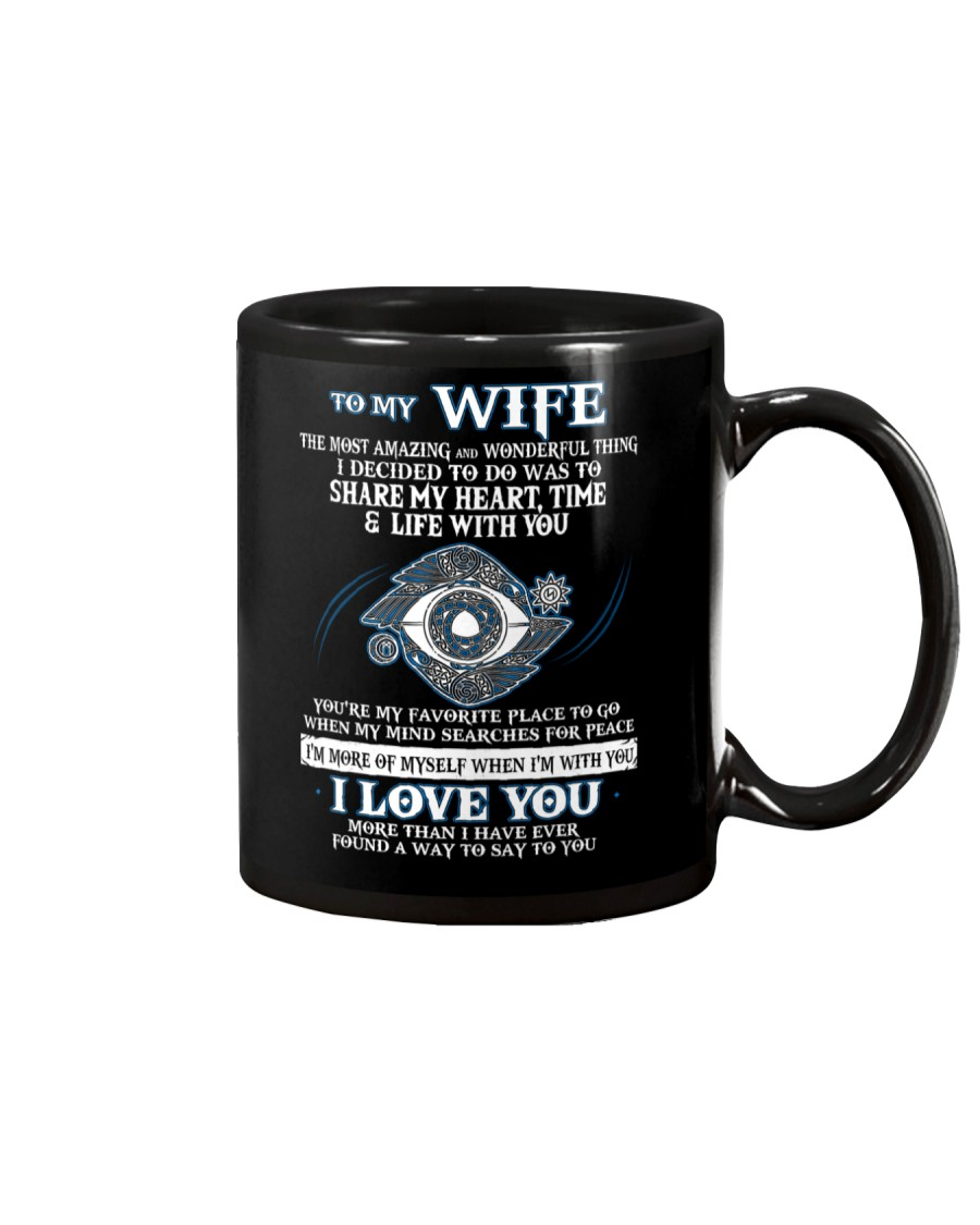 The Most Amazing And Wonderful Thing Viking Mug