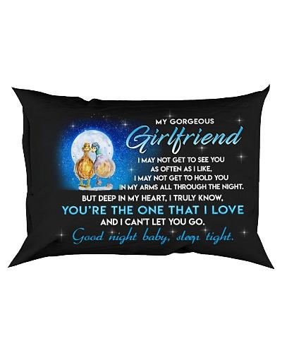Duck Girlfriend Sleep Tight