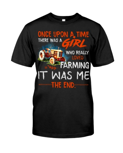Once Upon A Time There Was A Girl Farm