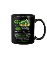 Braver Than You Believe Mug front