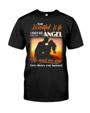 Wife God For An Angel Classic T-Shirt thumbnail