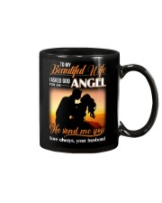Wife God For An Angel Mug front