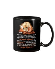 I May Not Get To See You Horse Mug front