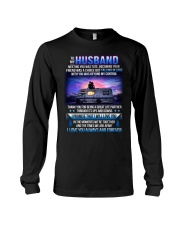Camping Husband Ups And Downs Love Long Sleeve Tee tile