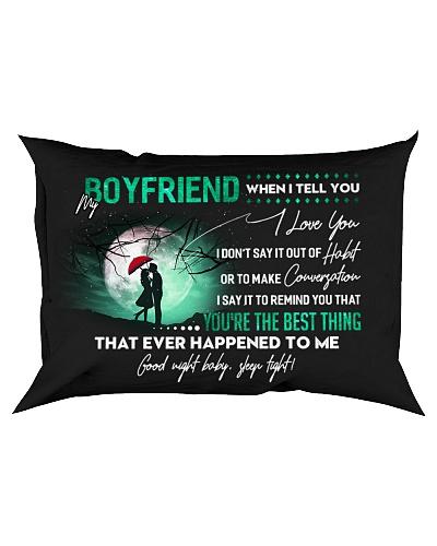 Boyfriend When I say I love you