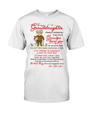 Stay There Forever Granddaughter  Classic T-Shirt thumbnail