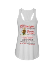 Stay There Forever Granddaughter  Ladies Flowy Tank thumbnail