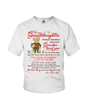 Stay There Forever Granddaughter  Youth T-Shirt thumbnail