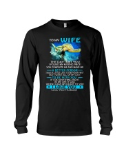 If I Did Anything Right In My Life  Long Sleeve Tee thumbnail