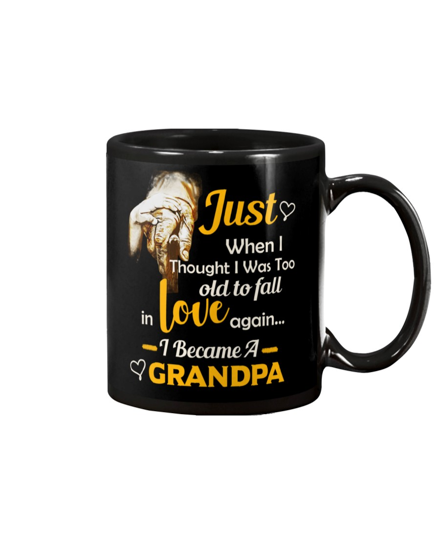 I Thought I Was Too Old To Fall In Love Again Mug