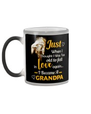 I Thought I Was Too Old To Fall In Love Again Color Changing Mug thumbnail