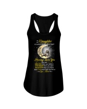 Weimaraner Daughter Mom Mommy Loves You Ladies Flowy Tank thumbnail