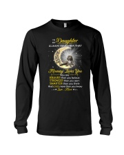 Weimaraner Daughter Mom Mommy Loves You Long Sleeve Tee thumbnail