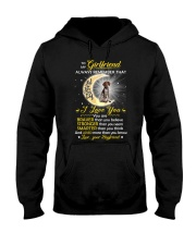 German Shorthaired Pointer Girlfriend  Hooded Sweatshirt thumbnail