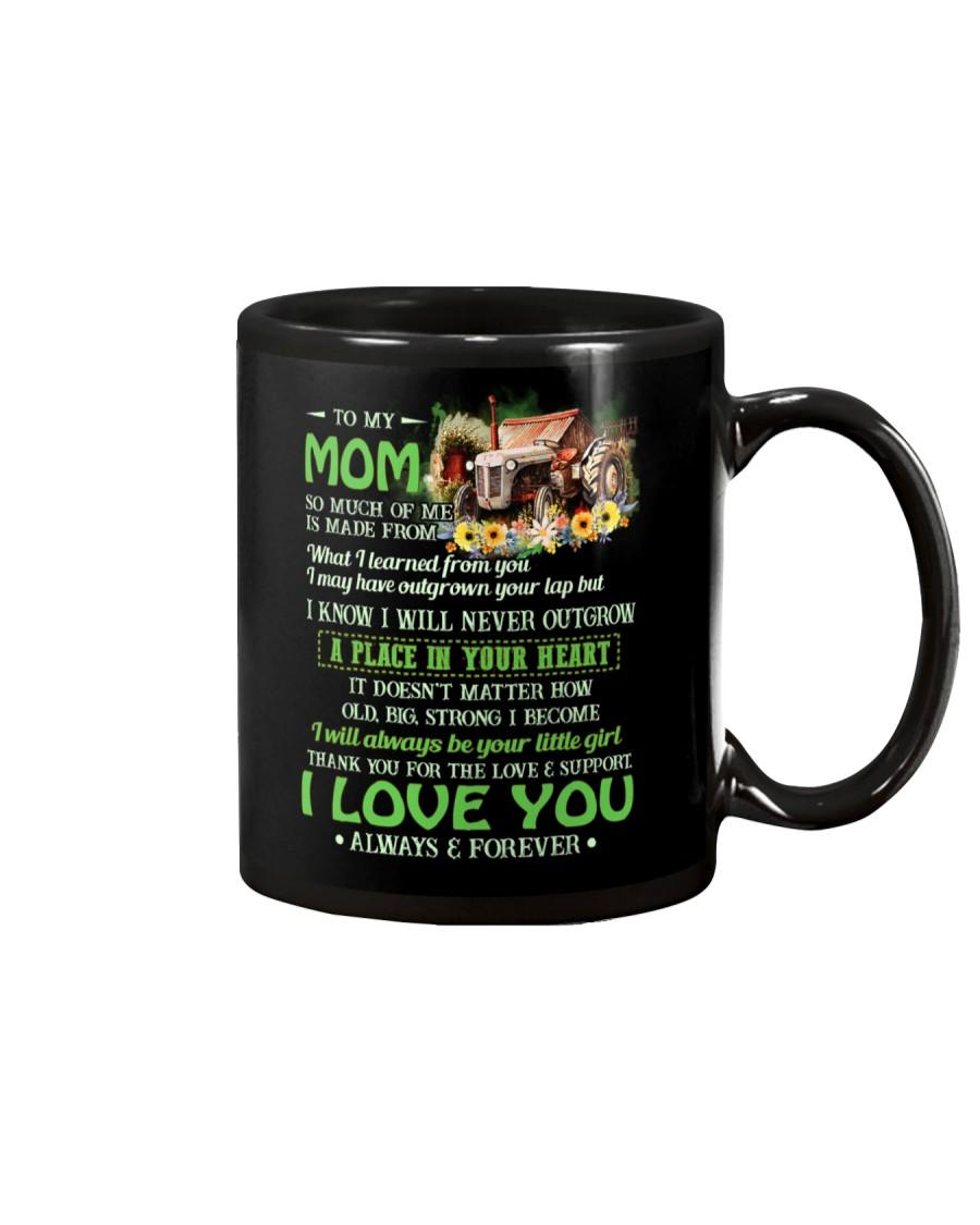 I Learned From You Farmer Mug