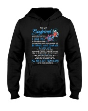 Turtle Boyfriend I'm Always With You Hooded Sweatshirt thumbnail