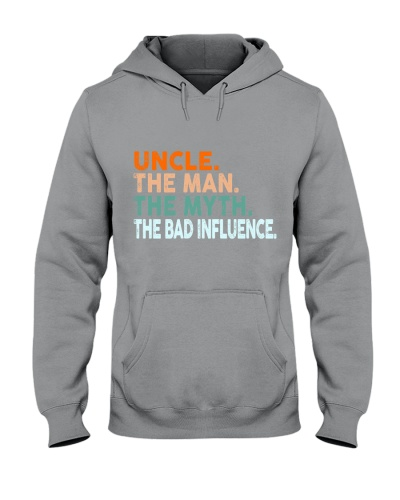Uncle Bad Influence Funny