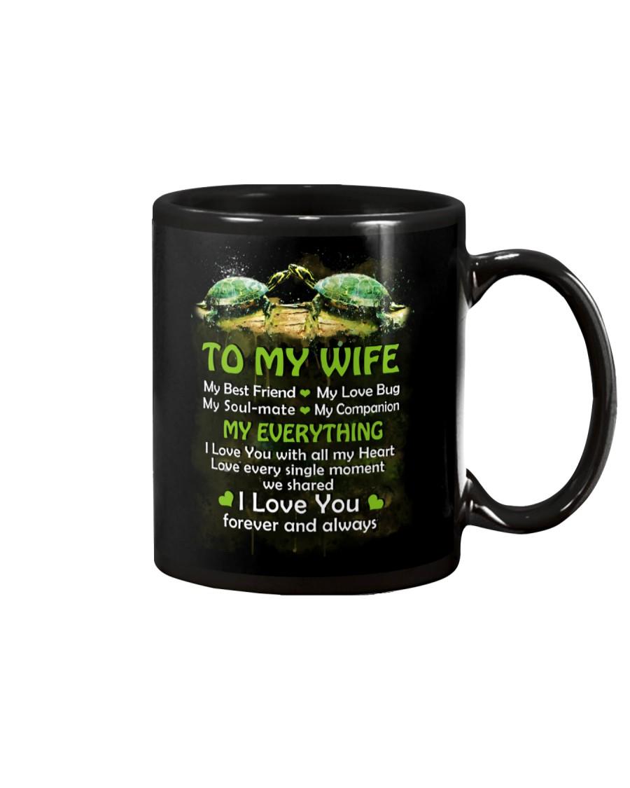 My Best Friend My Love Bug Turtle  Mug