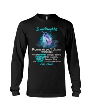 You Are Braver Than You Believe Penguin Long Sleeve Tee thumbnail