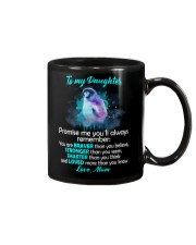 You Are Braver Than You Believe Penguin Mug front