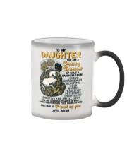 To My Daughter You Are A Shining Example Unicorn Color Changing Mug thumbnail