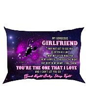Last Day To Order - BUY IT or LOSE IT FOREVER Rectangular Pillowcase back
