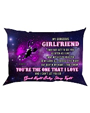 Last Day To Order - BUY IT or LOSE IT FOREVER Rectangular Pillowcase front