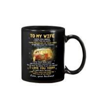I Love You Deeply Camping Mug front